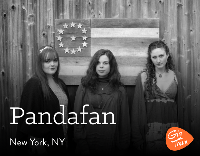 Featured Artist Friday: Pandafan