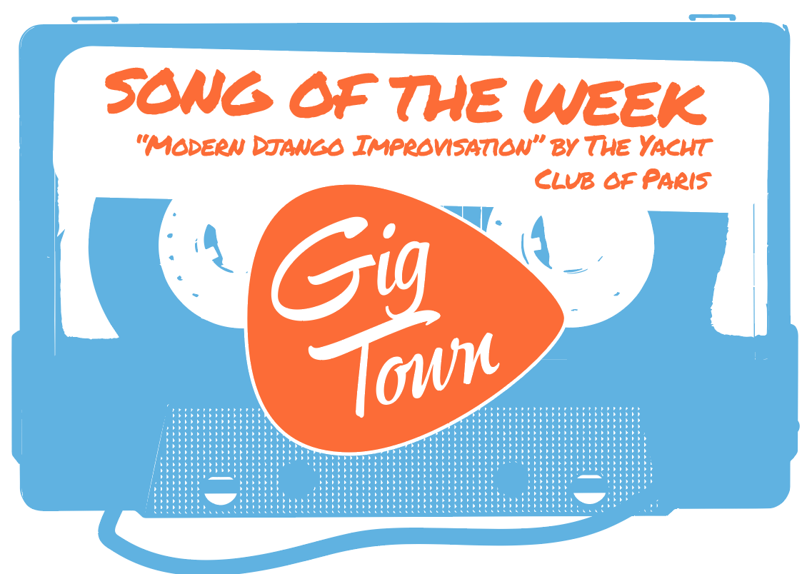 Song of the Week: Modern Django Improvisation