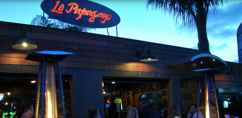 Venue of the week: Le Papagayo