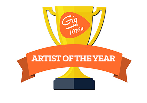 Announcing GigTown's Artists of the Year